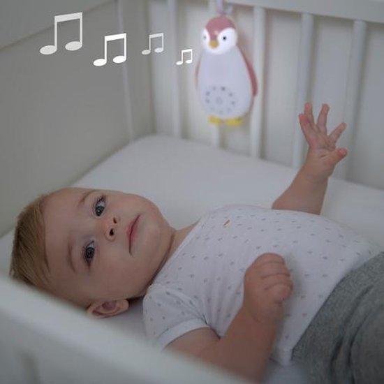 Zazu - Zoe - Blauw - Muziekdoos en bluetooth speaker