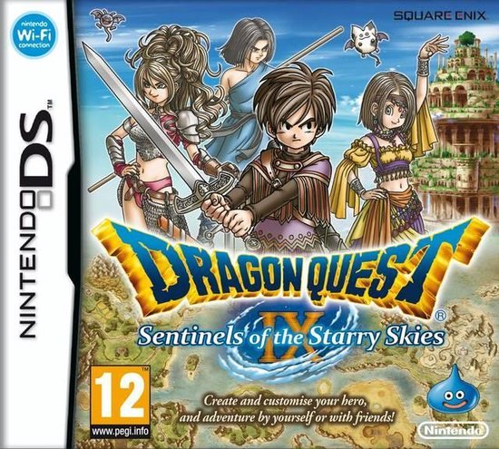 Dragon Quest - Sentinels of The Starry S