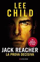 Omslag Jack Reacher La prova decisiva
