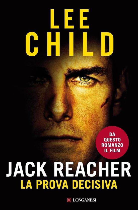 Omslag van Jack Reacher La prova decisiva