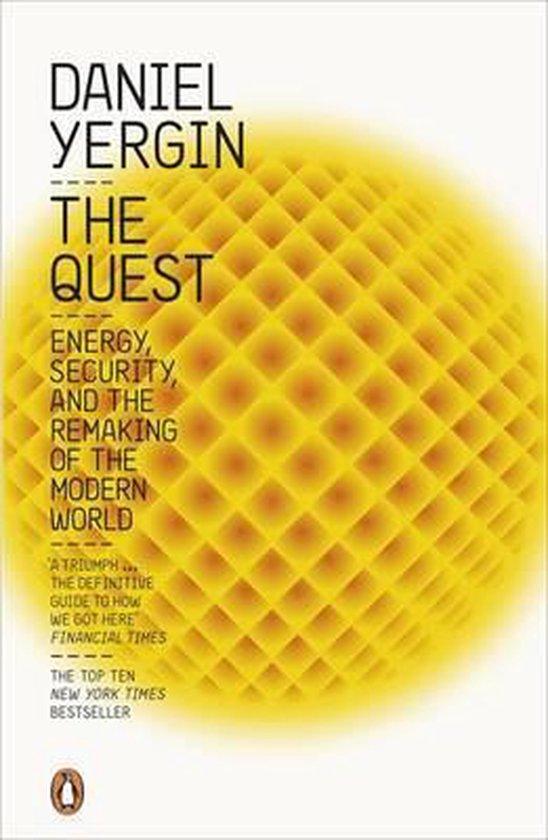 Boek cover The Quest van Daniel Yergin (Paperback)