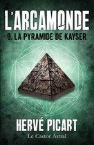 Omslag La Pyramide de Kayser