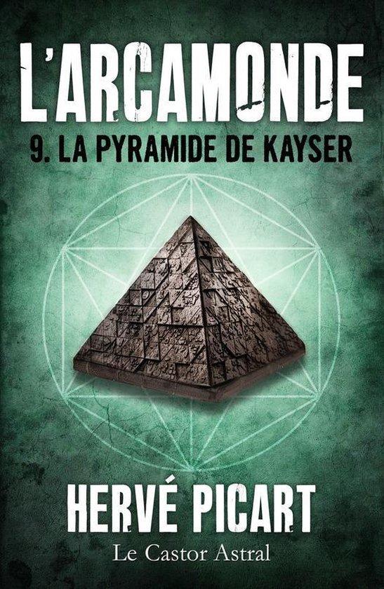 Omslag van La Pyramide de Kayser