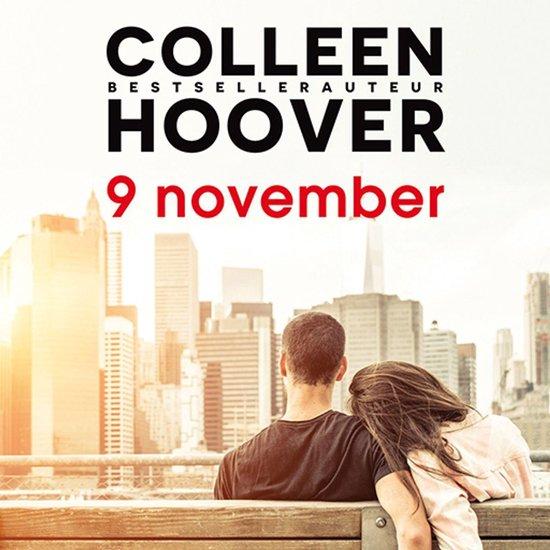 9 november - Colleen Hoover |