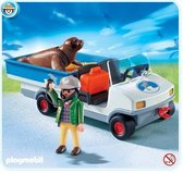 Playmobil zeeleeuwen transport