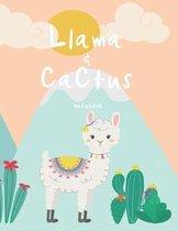 Llama & Cactus Notebook
