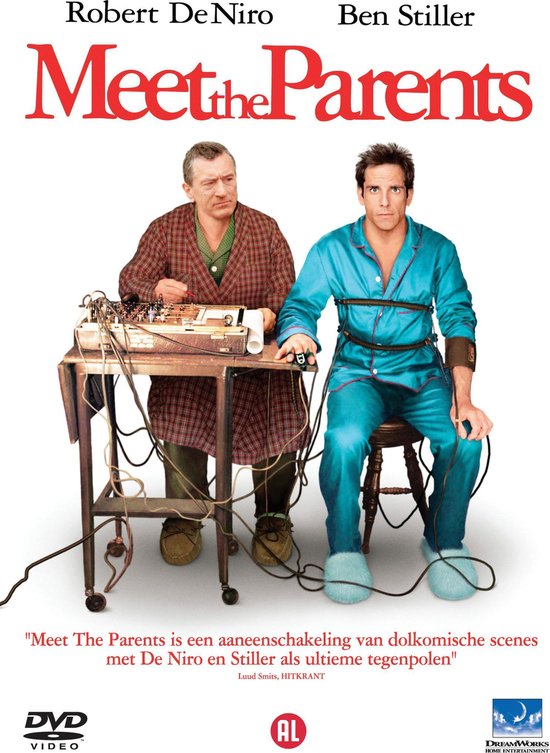 Cover van de film 'Meet The Parents'