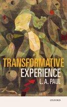 Boek cover Transformative Experience van L. A. Paul
