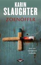 Omslag Sara Linton - Zoenoffer