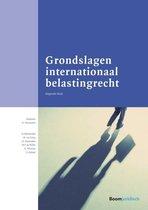 Boom fiscale studieboeken  -   Grondslagen internationaal belastingrecht