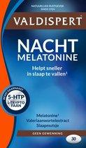 Valdispert Nacht Melatonine Voedingssupplementen - 30 Tabletten
