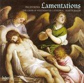 Palestrina: Third Book Of Lamentations