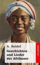 Geschichten Und Lieder Der Afrikaner