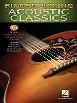 Boek cover Fingerpicking Acoustic Classics van