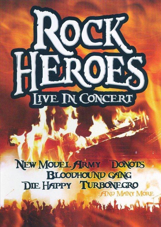 Rock Heroes Live In Concert