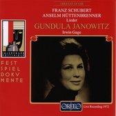 Gundula Janowitz Singt Lieder Von Schubert & ...