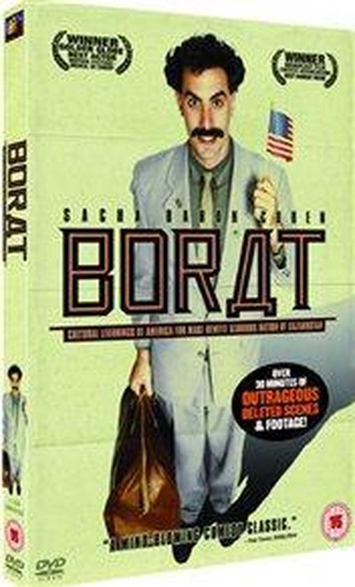 Cover van de film 'Borat: Cultural Learnings'