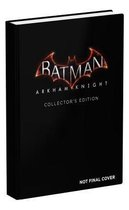 Batman: Arkham Knight Collector's Edition Strategy Game Guide