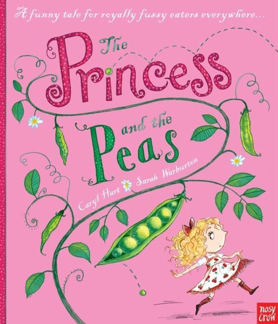 Omslag van The Princess and the Peas