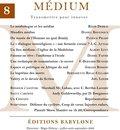 Médium n°8, juillet-septembre 2006