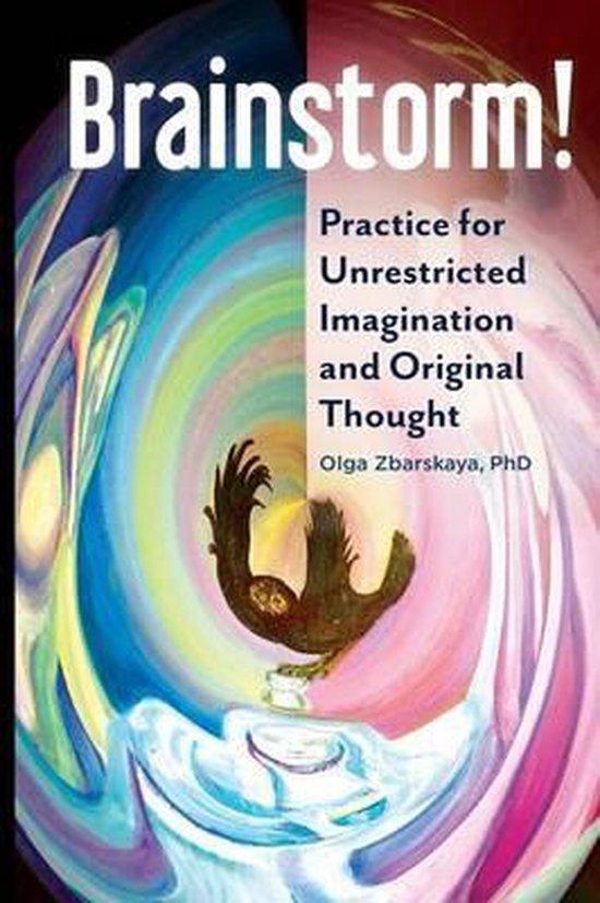 Boek cover Brainstorm! van Olga Zbarskaya (Hardcover)