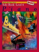 Afbeelding van Alfreds Basic Piano Library Top Hits! Solo Book, Bk 4