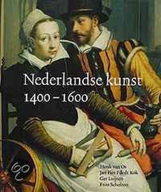 Nederlandse kunst 1400-1600 - H. van Os |