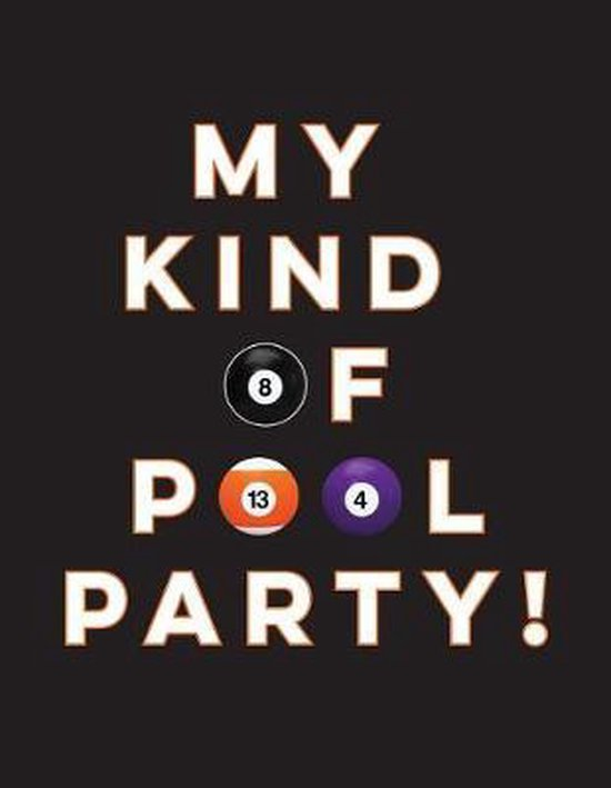 My Kind of Pool Party!