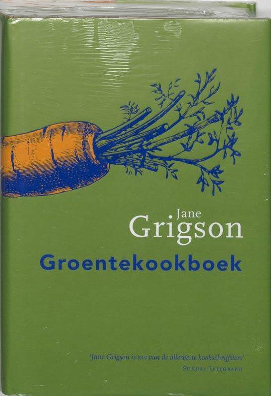 Groentekookboek - J. Grigson |