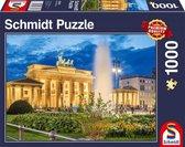 Schmidt Brandenburger Tor, Berlijn puzzel