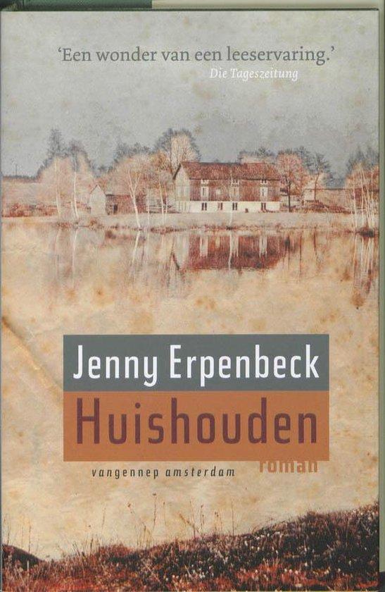 Huishouden - Jenny Erpenbeck |