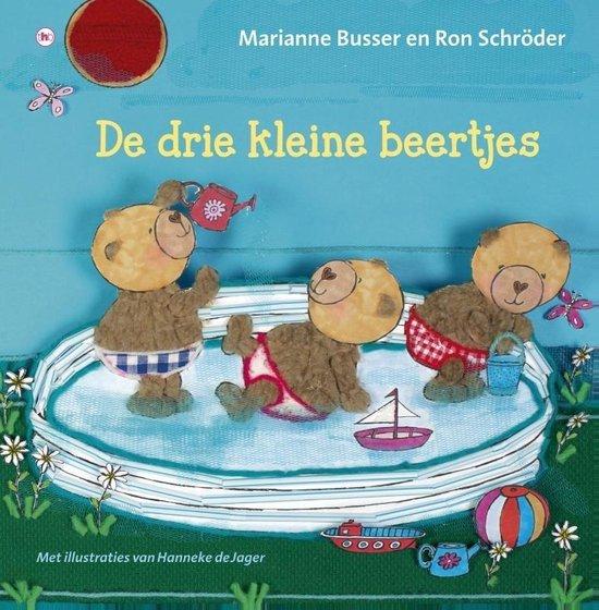 De drie kleine beertjes - Marianne Busser pdf epub