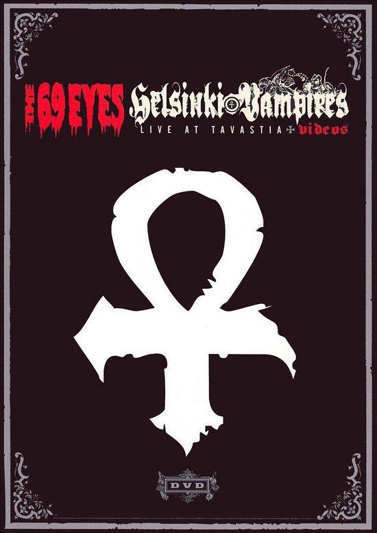 Cover van de film '69 Eyes - Helsinki Vampires'