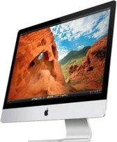 Refurbished iMac Alu Slim - 21,5 inch - Intel i5 2,7 GHz - 1 TB - Late 2013 / Conditie: Zeer Goed