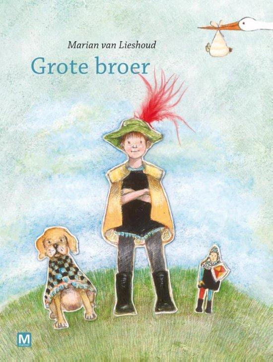 Grote broer - Marian van Lieshoud |
