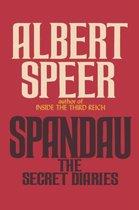 Boek cover Spandau the Secret Diaries van Albert Speer (Paperback)