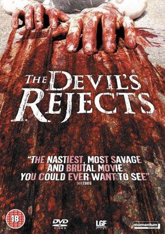 Cover van de film 'Devil's Rejects'