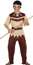 Cherokee indianen kostuum voor jongens - Verkleedkleding