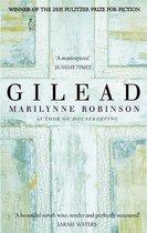 Boek cover Gilead van Marilynne Robinson