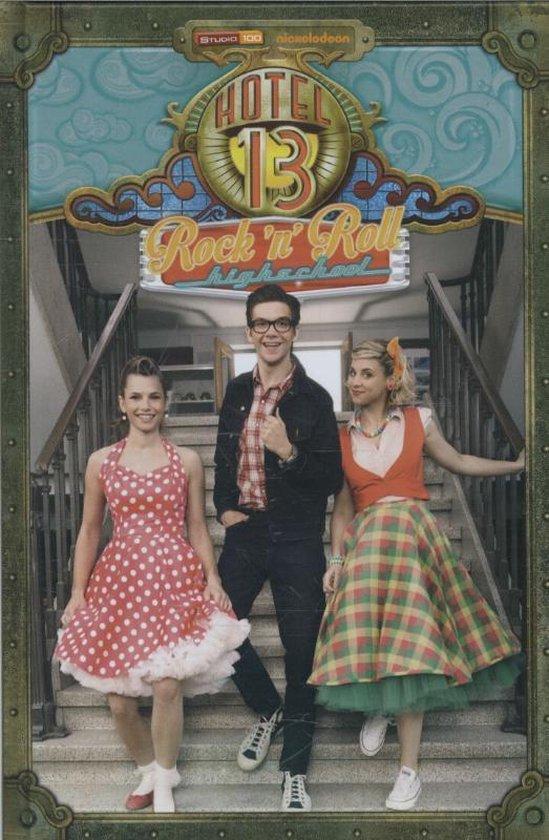 Hotel 13 - Rock-'n'-roll highschool - Studio 100  