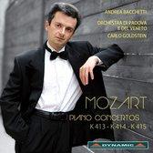 Piano Concertos Kv 413-415