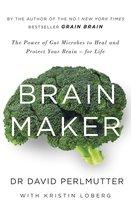 Omslag Brain Maker