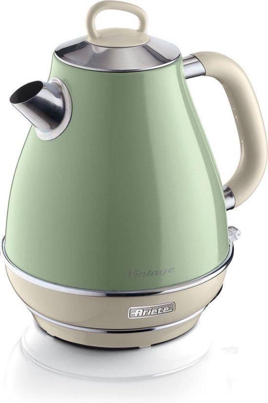 Ariete 2869 Retro Waterkoker 1.7 L Groen