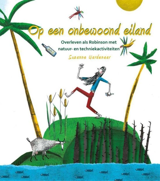 Op een onbewoond eiland - Suzanne Wardenaar |
