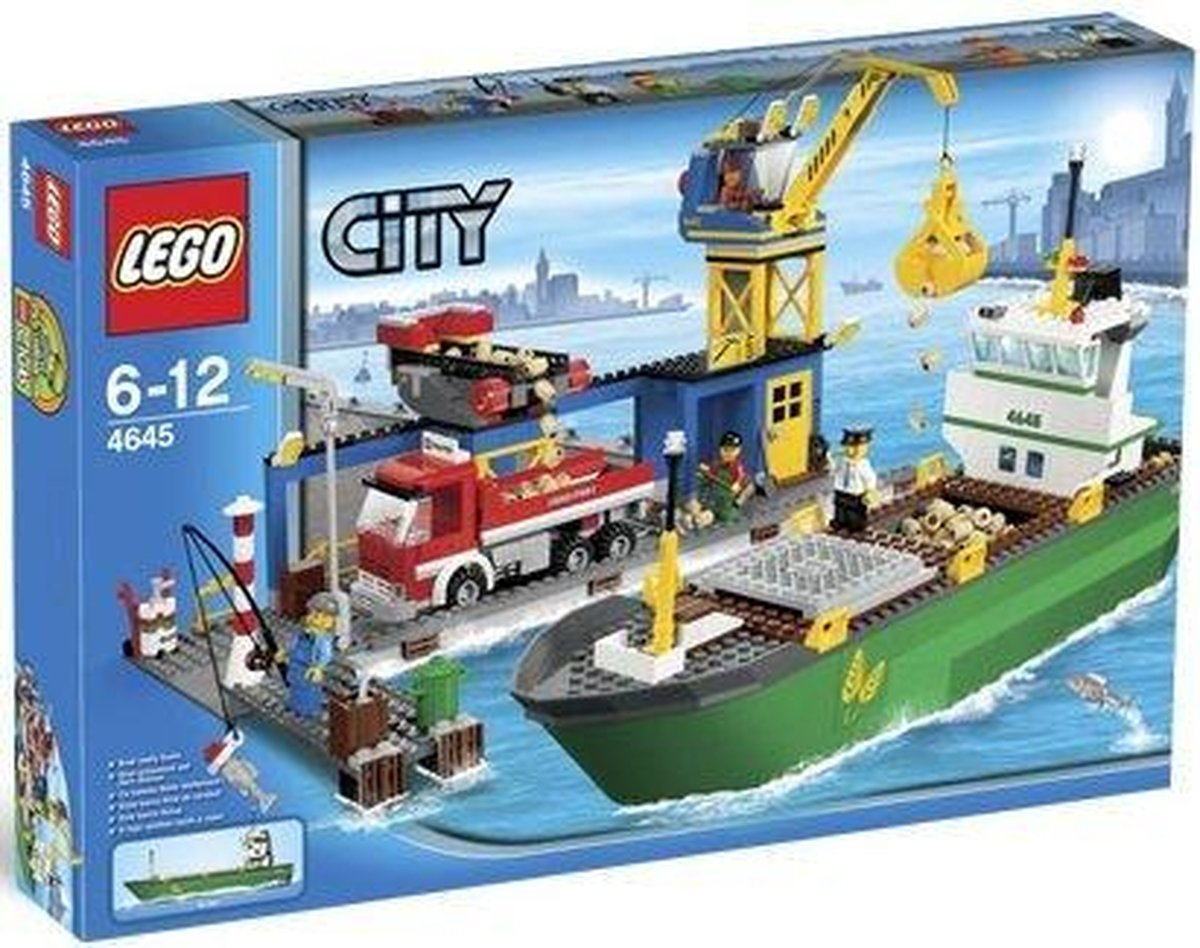 LEGO City Haven - 4645