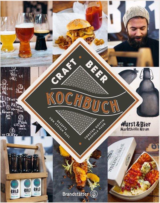 Boek cover Craft Beer Kochbuch van Daniela Haug (Onbekend)