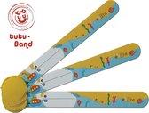 Tutu-Band® polsbandjes - Set van 2 SOS naambandjes voor kinderen - Onderzeeër