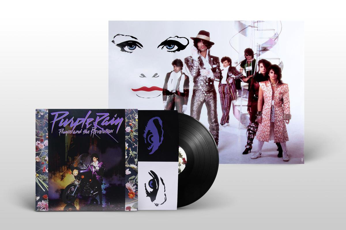 Purple Rain (Remastered LP) - Prince