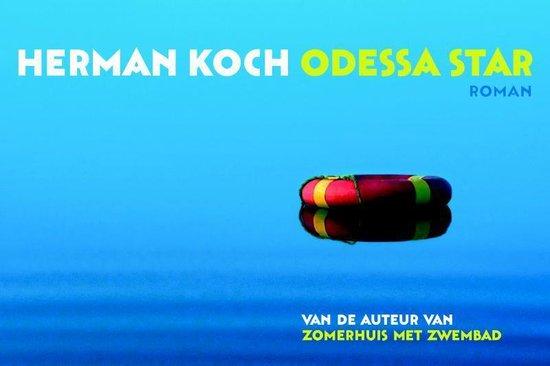 Odessa star - dwarsligger (compact formaat) - Herman Koch  