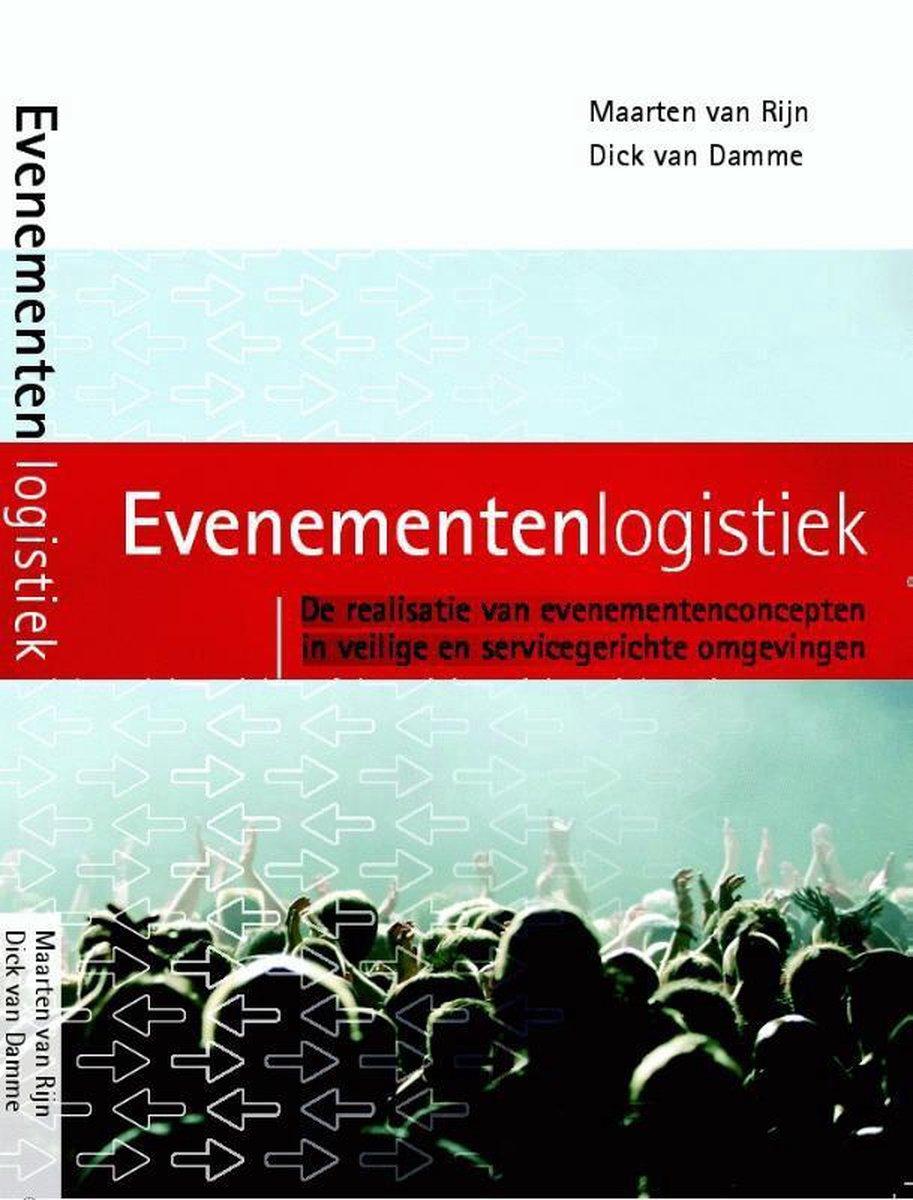 Evenementenlogistiek - Maarten van Rijn